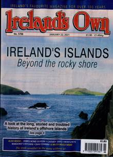 Irelands Own Magazine NO 5798 Order Online