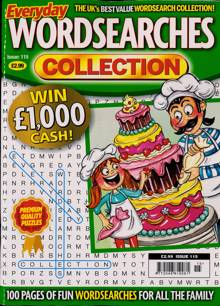 Everyday Wordsearches Coll Magazine Issue NO 115