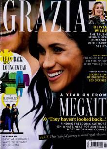 Grazia Magazine 25/01/2021 Order Online