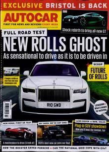 Autocar Magazine Issue 02