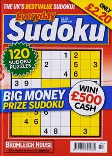 Everyday Sudoku Magazine 81 Order Online