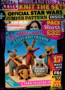 Lets Knit Magazine Issue FEB 21