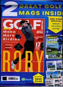 Golf Monthly Magazine JUL 21 Order Online