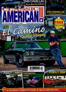 Classic American Magazine MAY 21 Order Online