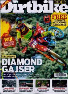 Dirt Bike Rider Magazine WINTER Order Online