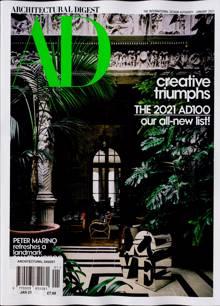 Architectural Digest  Magazine 01 Order Online