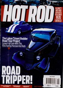 Hot Rod Usa Magazine FEB 21 Order Online