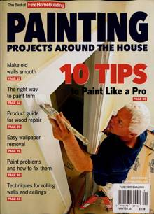 Fine Homebuilding Magazine Issue 21