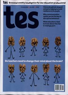 Times Educational Supplement Magazine 15/01/2021 Order Online