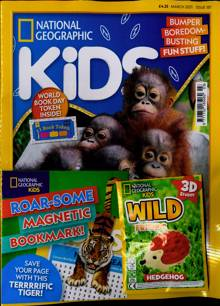 National Geographic Kids Magazine MAR 21 Order Online