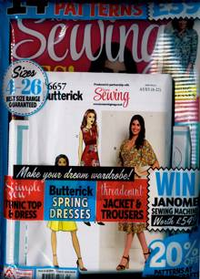Love Sewing Magazine NO 91 Order Online