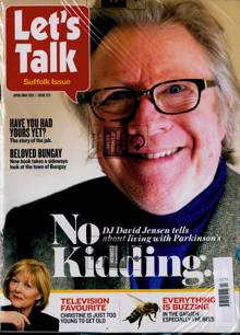 Lets Talk Suffolk Magazine Issue APR 21