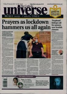 Catholic Universe Magazine 01 Order Online