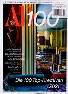 Architectural Digest German Magazine NO 2 Order Online
