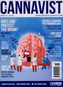 Cannavist Magazine NO 11 Order Online