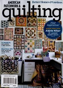 American Patchwork Quilting Magazine 02 Order Online
