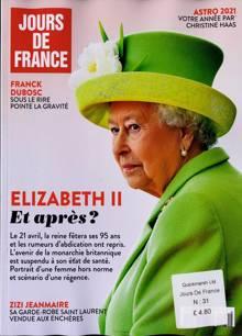 Jours De France Magazine 31 Order Online