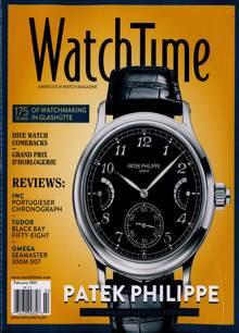Watchtime Magazine FEB 21 Order Online
