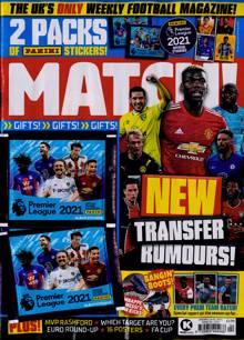Match Magazine 19/01/2021 Order Online