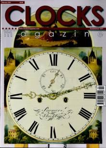 Clocks Magazine FEB 21 Order Online