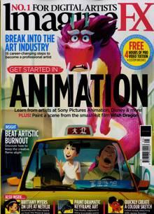 Imagine Fx Magazine MAY 21 Order Online