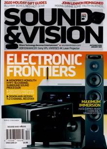 Sound & Vision  Magazine DEC-JAN Order Online