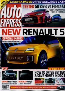 Auto Express Specials Magazine Issue 20/01/2021