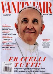 Vanity Fair Italian Magazine Issue NO 21002/3