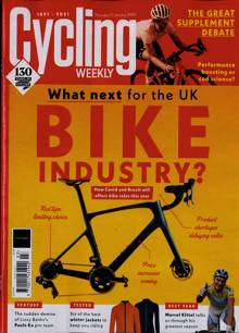 Cycling Weekly Magazine 21/01/2021 Order Online