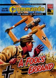 Commando Home Of Heroes Magazine 03 Order Online