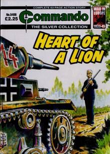 Commando Silver Collection Magazine NO 5406 Order Online