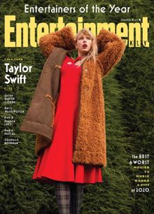 Entertainment Weekly  Jan 21 - Taylor Swift Magazine CVR 1 Order Online