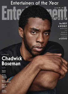 Entertainment Weekly Jan 21 - Chadwick Boseman Magazine CVR 6 Order Online