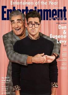 Entertainment Weekly Jan 21 - Dan & Eugene Levy Magazine CVR 4 Order Online
