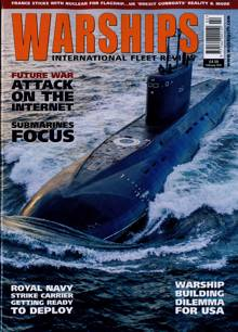 Warship Int Fleet Review Magazine Issue FEB 21