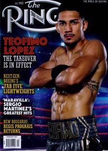 The Ring Magazine FEB 21 Order Online