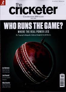 Cricketer Magazine FEB 21 Order Online