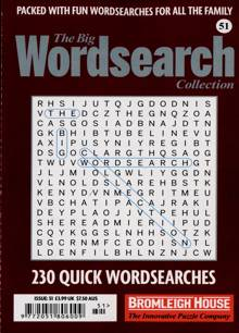 Big Wordsearch Collection Magazine 51 Order Online