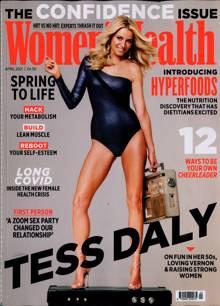 Womens Health Magazine APR 21 Order Online