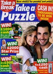 Take A Break Take A Puzzle Magazine NO 3 Order Online
