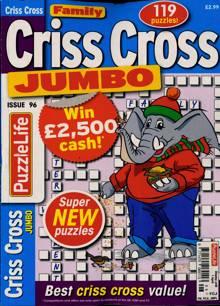 Family Criss Cross Jumbo Magazine NO 96 Order Online