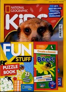 National Geographic Kids Magazine APR 21 Order Online