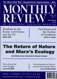 Monthly Review Magazine Issue 12