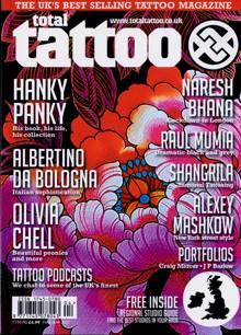 Total Tattoo Magazine APR 21 Order Online
