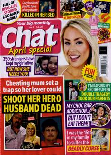 Chat Monthly Magazine APR 21 Order Online