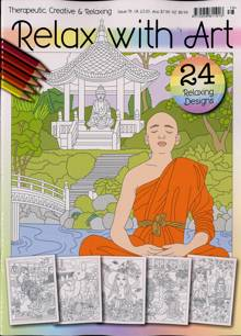 Relax With Art Magazine NO 78 Order Online