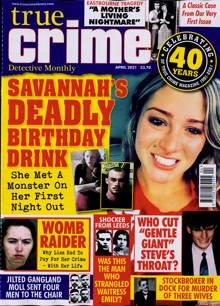 True Crime Magazine APR 21 Order Online