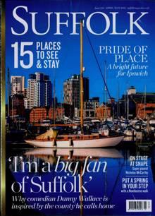 E/Anglia D/Times Suffolk Magazine Issue APR 21