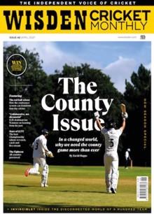Wisden Cricket Magazine APR 21 Order Online