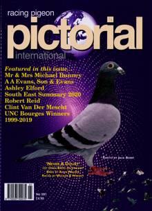 Racing Pigeon Pictorial Magazine NO 591 Order Online